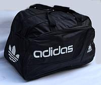 Чорна спортивна   сумка   Adidas