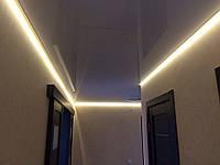 Натяжной потолок с LED подсветкой