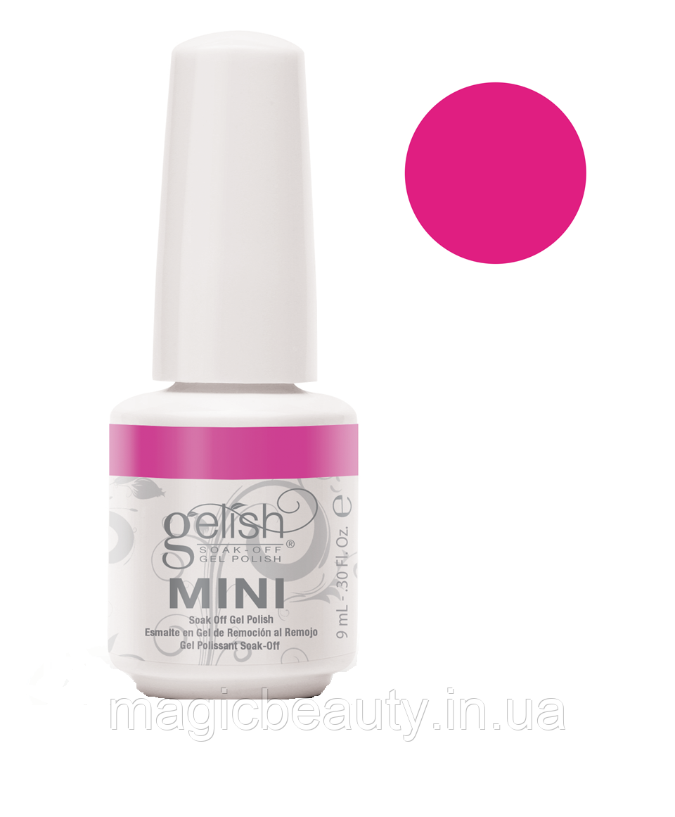 Gelish MINI 04341 Make You Blink Pink, 9 мл