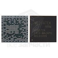 Центральный процессор MT6572A для мобильных телефонов Fly IQ4404, IQ4416, IQ456 Era Life 2, IQ4601 Era Style 2; Lenovo A369i, original, #HQ11100132000