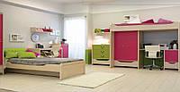 """Комплект мебели для детской комнаты """"Хихот"""", Мебель для детской комнаты"""