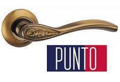 Ручки на розетке Punto