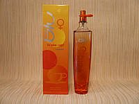 Byblos - Blu Wake-Up (2006) - Туалетная вода 100 мл (tester) - Редкий аромат, снят с производства