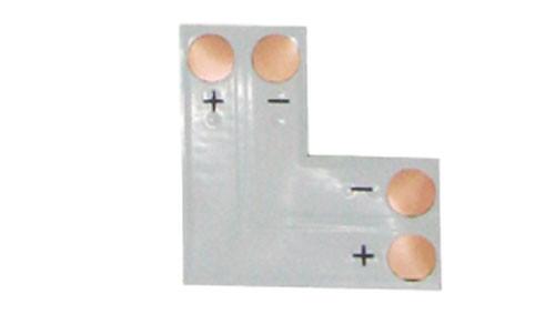 Плата угловая 10мм  для led ленты тип L(90°)