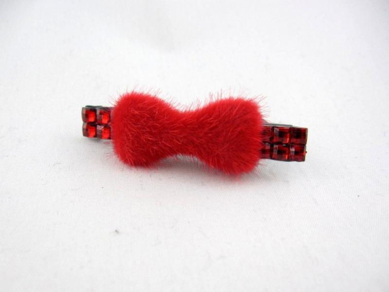 Заколка для волос уточка малая (10 штук в упаковке)