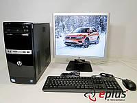 ПК HP 500 B MT+ HP LA1956X бу