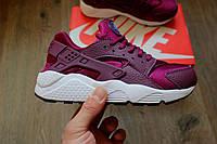 Женские кроссовки Nike Huarache Mulberry