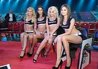 Промо-модели в Киве на промо-акции