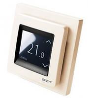 DEVIreg Touch (140F1078)- сенсорный терморегулятор для теплого пола (программатор)