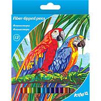 Фломастеры Kite, 12 цветов  K17-047