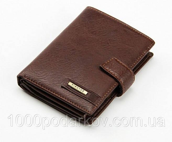 efc1cb5bce44 Портмоне кошелек Baellerry(Piroyce) 3073B_Br коричневый вертикальный ...