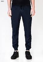 Мужские темно синие штаны Forest cargo 6Pockets Pants NAVY K0001