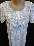 Ночные сорочки с коротким рукавом., фото 3