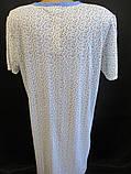 Ночные сорочки с коротким рукавом., фото 5