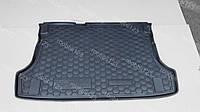 Коврик в багажник Suzuki Grand Vitara (2005-2014) премиум резино-пластик (A-Gumm)