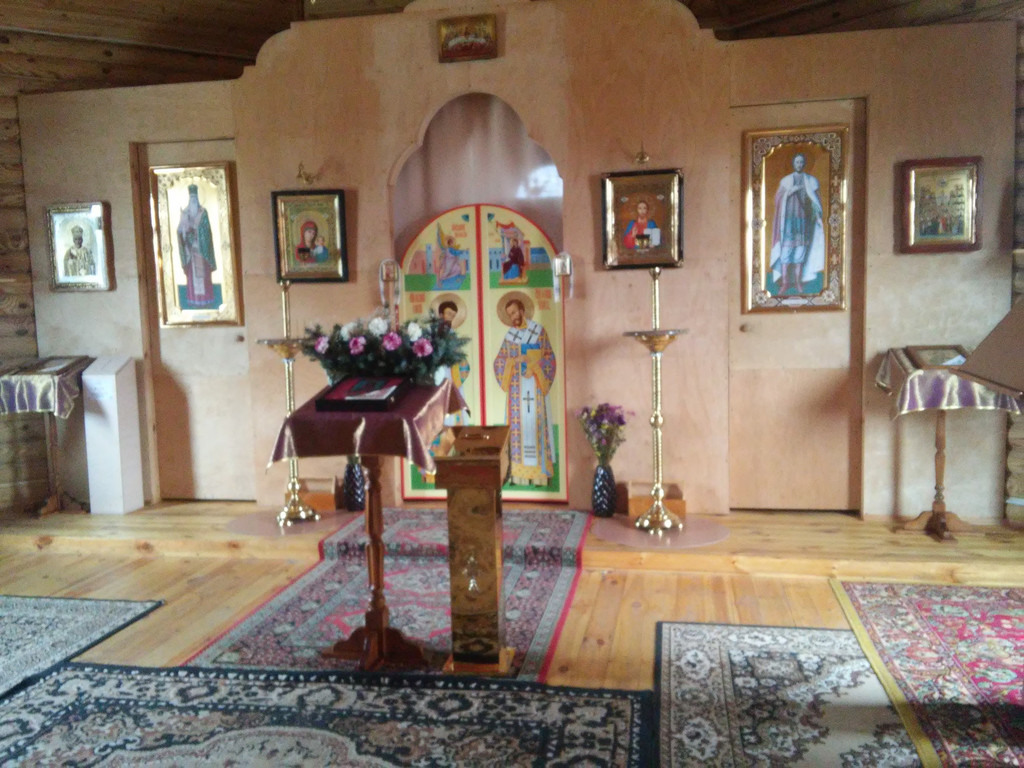 Энергосберегающее электро отопление церкви в г. Нововолынск