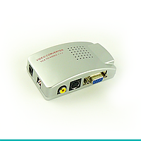 Конвертер VGA TV RCA