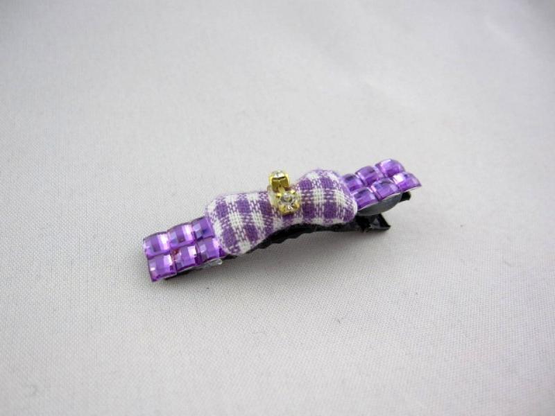Заколка для волос уточка малая (20 штук в упаковке)