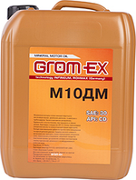 Масло моторное  М10-ДМ  (SAE30   API CD)
