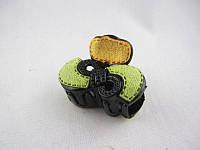 Заколка - крабик для волос малый (12 штук в упаковке), фото 1