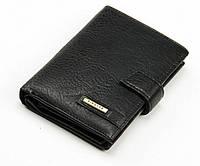 Портмоне кошелек Baellerry(Piroyce) 3073B_Bl черный вертикальный