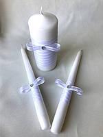 Свадебные свечи для мам
