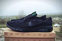 Кроссовки Nike SB Stefan Janoski Max Black мужские