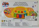 Детское пианино для детей развивающая игрушка Beat Bop, фото 3