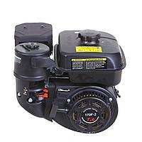 Бензиновый двигатель WEIMA WM170F-S (HONDA GX210) (шпонка, вал 20мм), бензин 7.0 л.с.