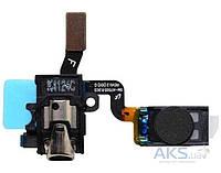 Шлейф для Samsung N7502 Galaxy Note 3 Neo Duos с разъемом гарнитуры и динамиком Original
