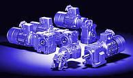 Мотор-редуктори і двигуни