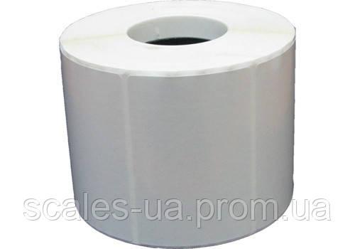 Этикетка прямоугольная Термо Эко 58х40/650