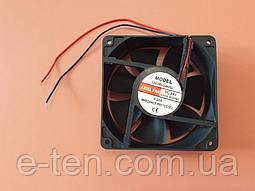 Вентилятор осьовий універсальний Sunflow 120мм*120мм*38мм / 24V / 0,20 А /(квадратний)