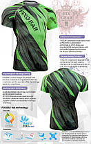 Компрессионная футболка рашгард Fixgear CFS-68G, фото 3