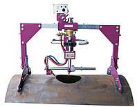 Машина для газокислородной резки отверстий в трубах и обечайках НК-600D