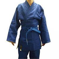 Двошарове кімоно для дзюдо  (розмір від 160 до 180 см)