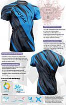 Компрессионная футболка рашгард Fixgear CFS-68C, фото 3
