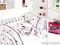 Постельное белье детское First Choice Baby Bamboo, 1996_sleeper_pembe