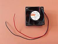Вентилятор осевой универсальный Sunflow 60мм*60мм*25мм / 24V / 0,08А /(квадратный), фото 1