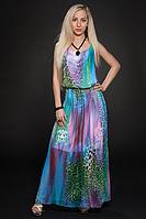 Потрясающее шифоновое платье Ульяна