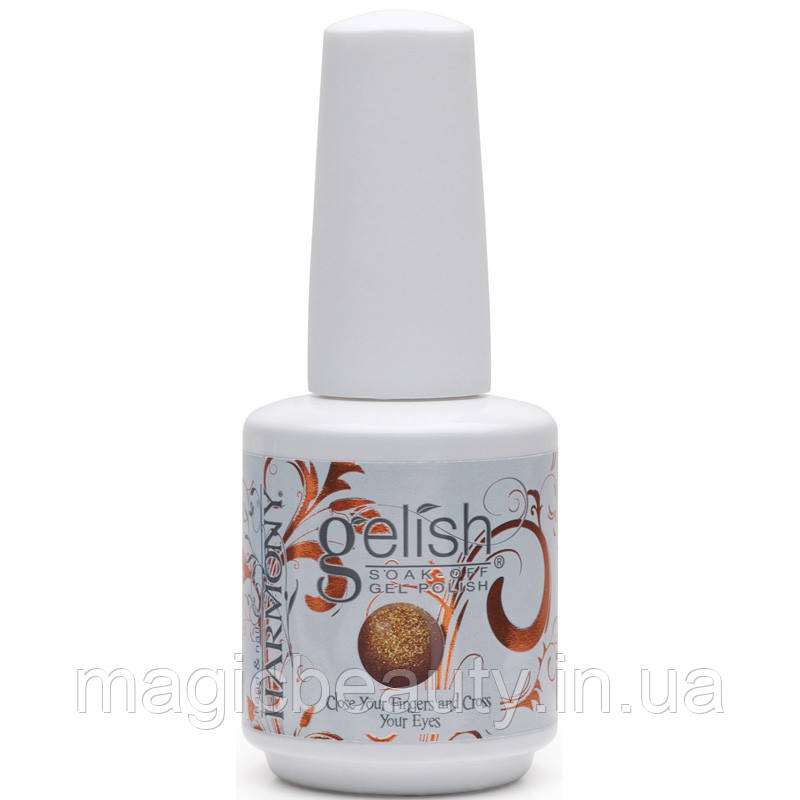 Гель-лак Gelish 01604 Close Your Fingers And Cross Your Eyes 15 мл