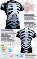 Компрессионная футболка рашгард Fixgear CFS-55, фото 3
