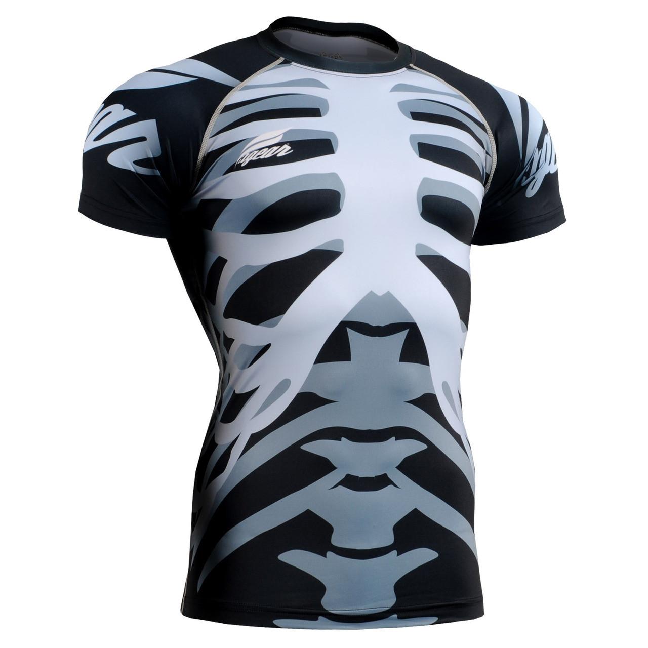Компрессионная футболка рашгард Fixgear CFS-55