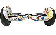 Внедорожный гироскутер сигвей гироборд Smart Balance GALANT PRO 10.5 дюймов сигвэй