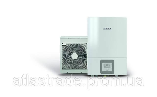 06.03.2017   Сплит-система Bosch Compress 3000 AWS «воздух-вода»