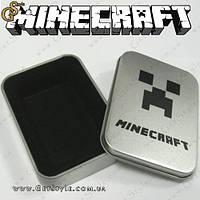 "Подарочная коробка Minecraft - ""Metal Box"""