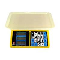 Весы электронные торговые Domotec MS-266, 40 кг