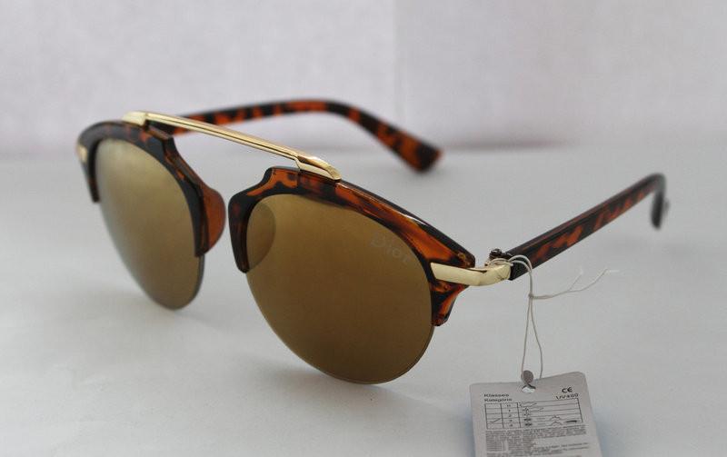 Креативные женские солнцезащитные очки