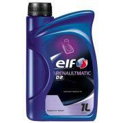 Жидкость для автоматических трансмиссий и гидравлических систем ELF RENAULTMATIC D2 (Dexron II) 1 L