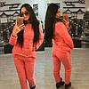 Женский теплый костюм p-78001